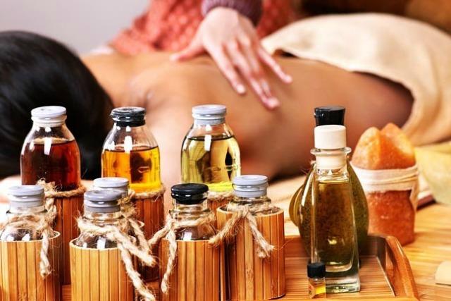 Bagno Rilassante Con Oli Essenziali : Vetrineinrete pot pourri profumato fiori secchi essiccati con oli